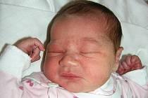 Mamince Adéle Lněničkové z Dřevčic se 20. září ve 4:04 hodin narodila dcera Karolína Jelínková. Měřila 53 cm a vážila 3,75 kg.