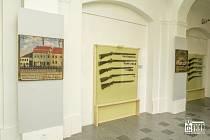 Českolipské muzeum zaplnily palné zbraně.