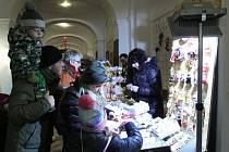 Sedmadvacáté Vánoční trhy v českolipském muzeu.