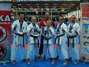Reprezentanti klubu Sport Relax byli úspěšní na MS.