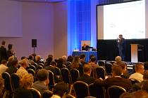Konference se zúčastnilo více než 250 odborníků na membránové procesy.