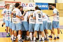 Po výhře nad Královým Dvorem si hráči FBC Česká Lípa zajistili postup do 1. florbalové ligy.
