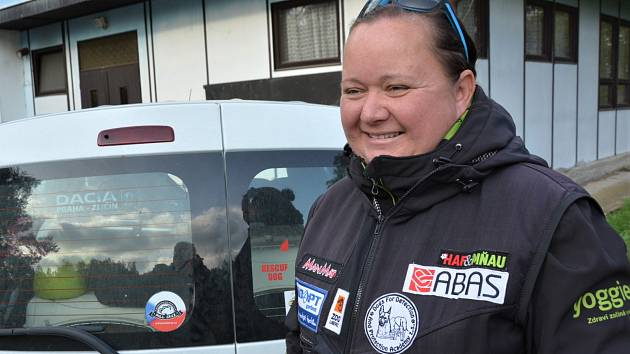 Kynoložka Hana Böhme se už 15 let zaměřuje na plemeno belgický ovčák malinois.