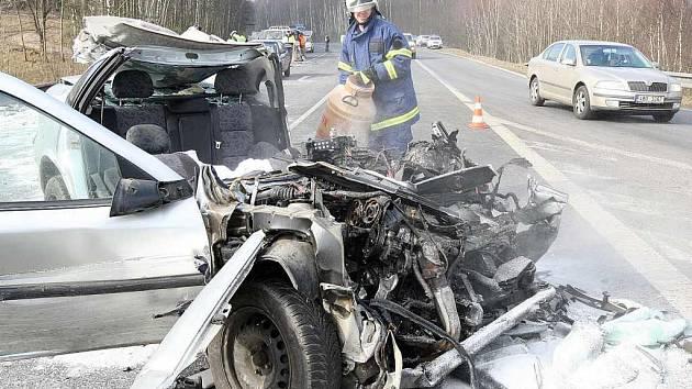 Tragická nehoda u Svoru