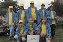 Družstvo ZŠ Jižní soutěžilo ve finále Kinderiády.