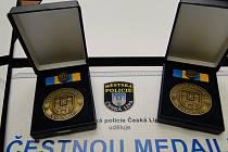 Velitel českolipské Městské policie Vladimír Jeník chce čestné medaile udělovat pravidelně.