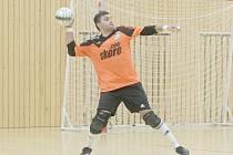 Milen Kirov, brankář FC Démoni Č. Lípa