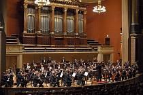 Velkolepý začátek  festivalu  obstará Česká filharmonie, která v Crystalu zahraje 19. září.