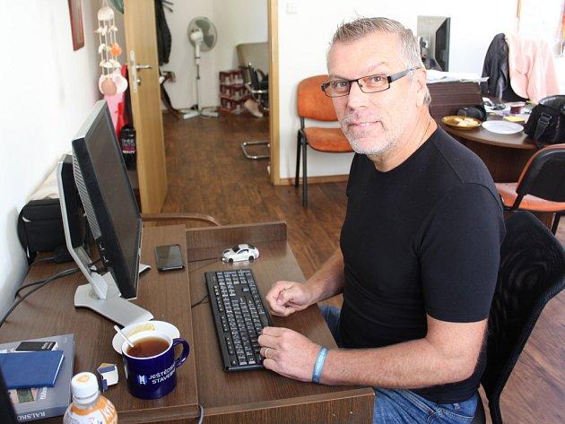 Jaroslav Turnhöfer odpovídal on-line na otázky čtenářů.