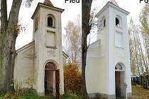 Sakrální památku v Manušicích nechala opravit českolipská radnice za téměř 300 tisíc korun.