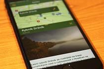 Mapy obsahují aktuální turistické a cyklistické trasy v Ralsku a Brdech a zajímavé turistické cíle, včetně naučných stezek či informačních center a jejich otevírací doby.