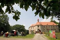 Běžně nepřístupná památka se návštěvníkům otevírá jen výjimečně, v létě během kulturních akcí a v rámci tradičního Dne otevřených památek.