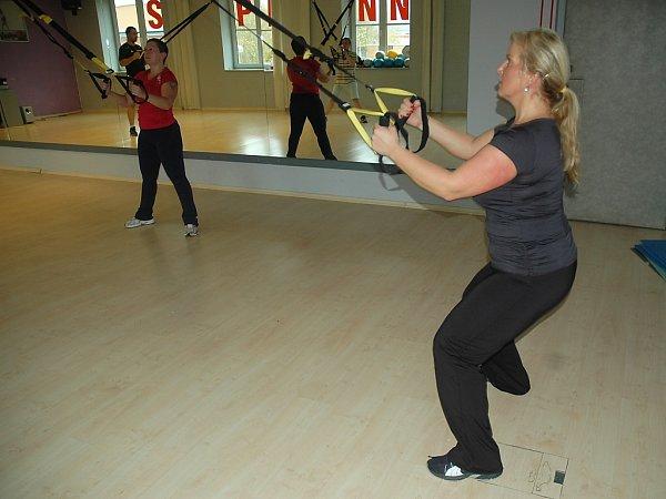 Fitko nabízí celou řadu tréninků nebo cvičení.