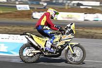 Autodrom v Sosnové u České Lípy bude v neděli 26. března hostit již třetí ročník MOGUL Dakar Setkání.