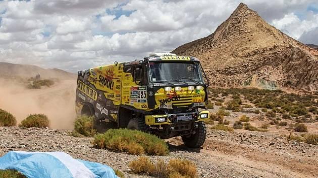 O velikonoční neděli se v Sosnové u České Lípy odehraje Dakar Setkání, kde uvidíte dakarské kamiony, auta i motorky.