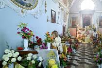 Výstava jiřin potrvá v Zákupech do neděle