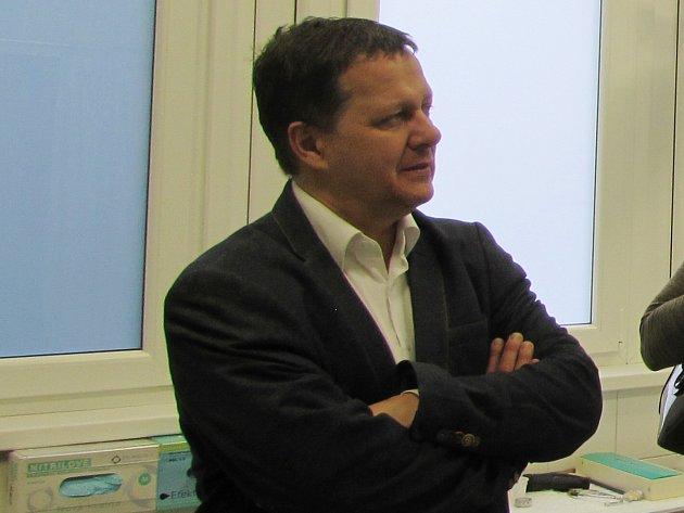 Pavel Marek.