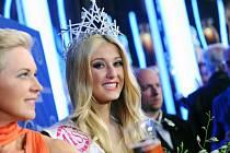 Severočeská rodačka Natalie Kotková se v sobotu stala Českou Miss World.