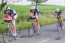 Vítězné družstvo SSC Železný Brod (Tomáš Malík, Jakub Nechanický a Jakub Menšík) dosáhlo průměrné rychlosti 45,18 km/h.