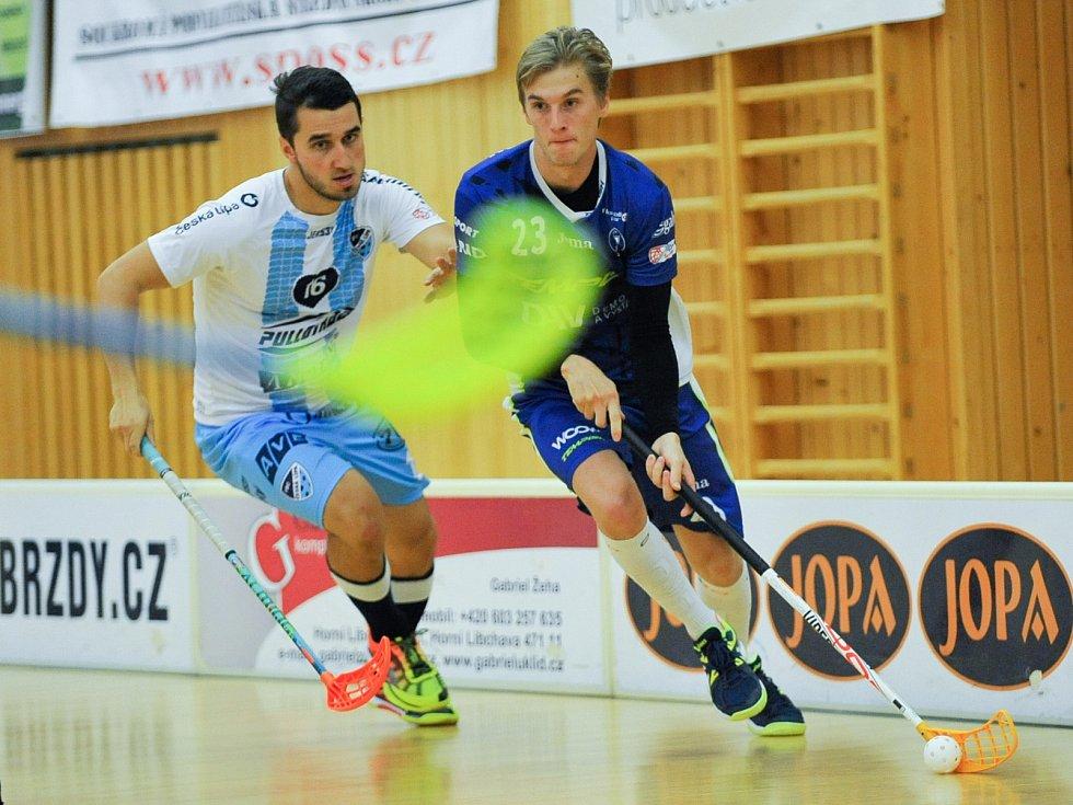 Česká Lípa si v posledních kolech zakusila zápasy s českou florbalovou elitou.