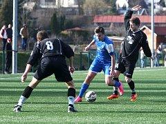 Arsenal Česká Lípa - Vilémov 3:0 (1:0).