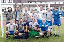 Rudá Hvězda K. Vary vyhrála Blíževedly Cup 2009.