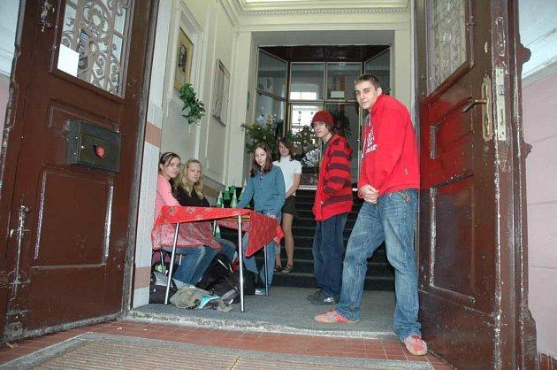 Den otevřených dveří v ZŠ Pátova
