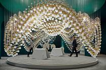 Šenovská Preciosa Lighting získala ocenění za design iF Award pro světelnou instalaci Carousel of Light.