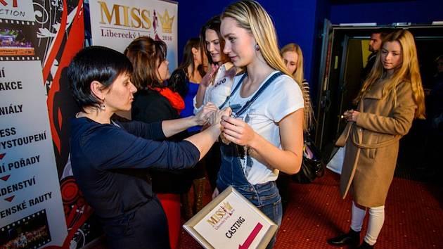 Po listopadových castinzích v České Lípě a Liberci vybrala porota z téměř padesátky přihlášených dvanáct dívek.