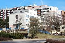 Nemocnice s poliklinikou v České Lípě.