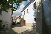 Vlastivědné muzeum a galerie v České Lípě.