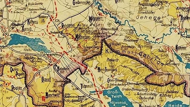 V Památníku K. H. Máchy v Doksech budou od začátku května k vidění staré mapy z 19.  a počátku 20. století zachycující oblíbenou turistickou lokalitu a její okolí.