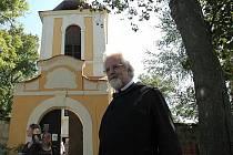 Páter Angelus Waldstein.