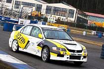 Na autodromu v Sosnové u České Lípy budou další závody amatérských automobilových jezdců.