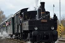 11. listopadu si lidé připomínali zahájení železniční dopravy na trati Bakov nad Jizerou - Česká Lípa - Nový Bor.