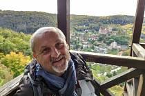 Zesnulý dubský fotograf Václav Zýval.