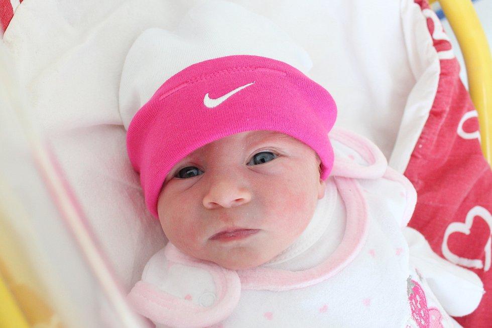 Rodičům Dagmar Zábojové a Martinu Dankovi ze Cvikova se v sobotu 30. března ve 2:00 hodin narodila dcera Adélka Danková. Měřila 48 cm a vážila 2,76 kg.