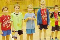 Ondřej Choma (uprostřed).