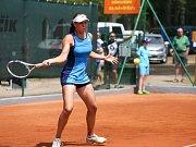 Finalistka a druhá nasazená hráčka turnaje Běloruska Vera Lapkova.