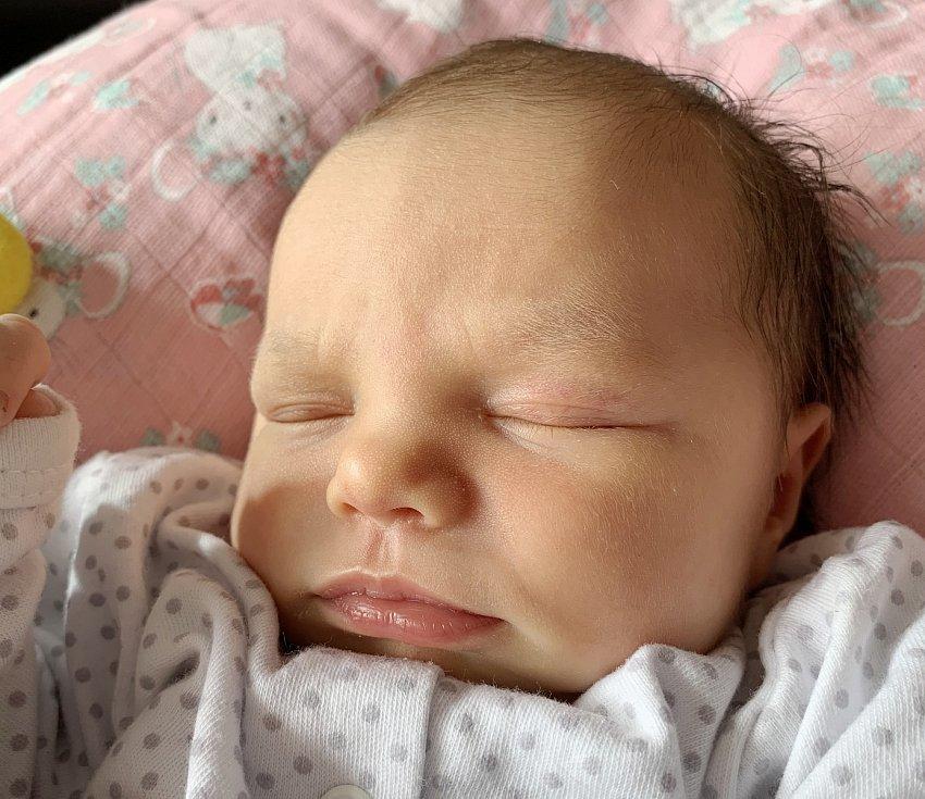 Rodičům Tereze Sýkorové a Janu Jiráskovi z České Lípy se v sobotu 6. února v 16:01 hodin narodila dcera Ema Jirásková. Měřila 48 cm a vážila 3,34 kg.