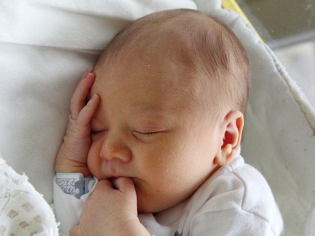 Rodičům Martině a Tomášovi Prchalovým z Břevniště se v pátek 3. března v 5:11 hodin narodil syn Martin Prchal. Měřil 49 cm a vážil 3,3 kg.