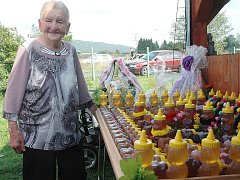 Marie Leinerová z Mimoně oslavila sté narozeniny.