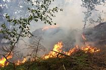 Zákupští hasiči pomáhali v Ralsku.