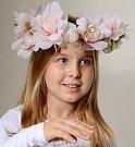 4. Kristýna Gáfová - 9 let, Ústí nad Labem.