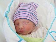 Mamince Janě Sklenaříkové z Mimoně se v pátek 12. října ve 2:49 hodin narodil syn Ondřej Sklenařík.