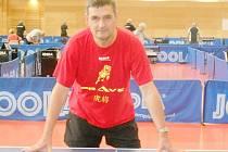 Zdeněk Bílek, odchovanec českolipské Lokomotivy, zvítězil v kategorii M50.