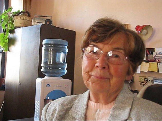 Přepadená a oloupená Vlasta V. (76 let) vypráví svůj zážitek