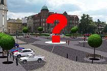 Co bude dominantou centrální části náměstí v Novém Boru? Rozhodne o tom veřejná soutěž.