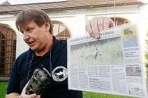 Den zvířat v českolipském Vlastivědném muzeu. 11. ročník oblíbené akce pořádala Ekoporadna Orsej ve spolupráci s DDM Libertin.