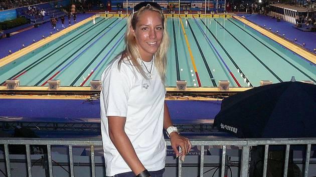 Na mistrovství světa do Číny, by se chtěla nominovat českolipská plavkyně Petra Chocová, sedminásobná vítězka ankety Nejúspěšnější sportovec Českolipska.